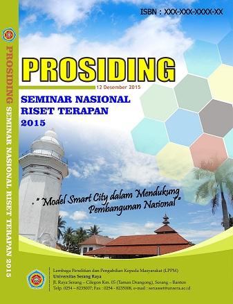 Prosiding Seminar Nasional Riset Terapan 2015